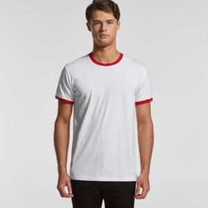 Ringer Tee by AS Colour Thumbnail