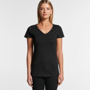 Bevel V-Neck by AS Colour Thumbnail