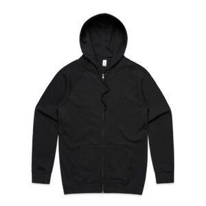 Mens Official Zip Hood by AS Colour Thumbnail